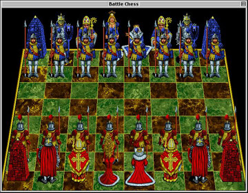 battle chess capture
